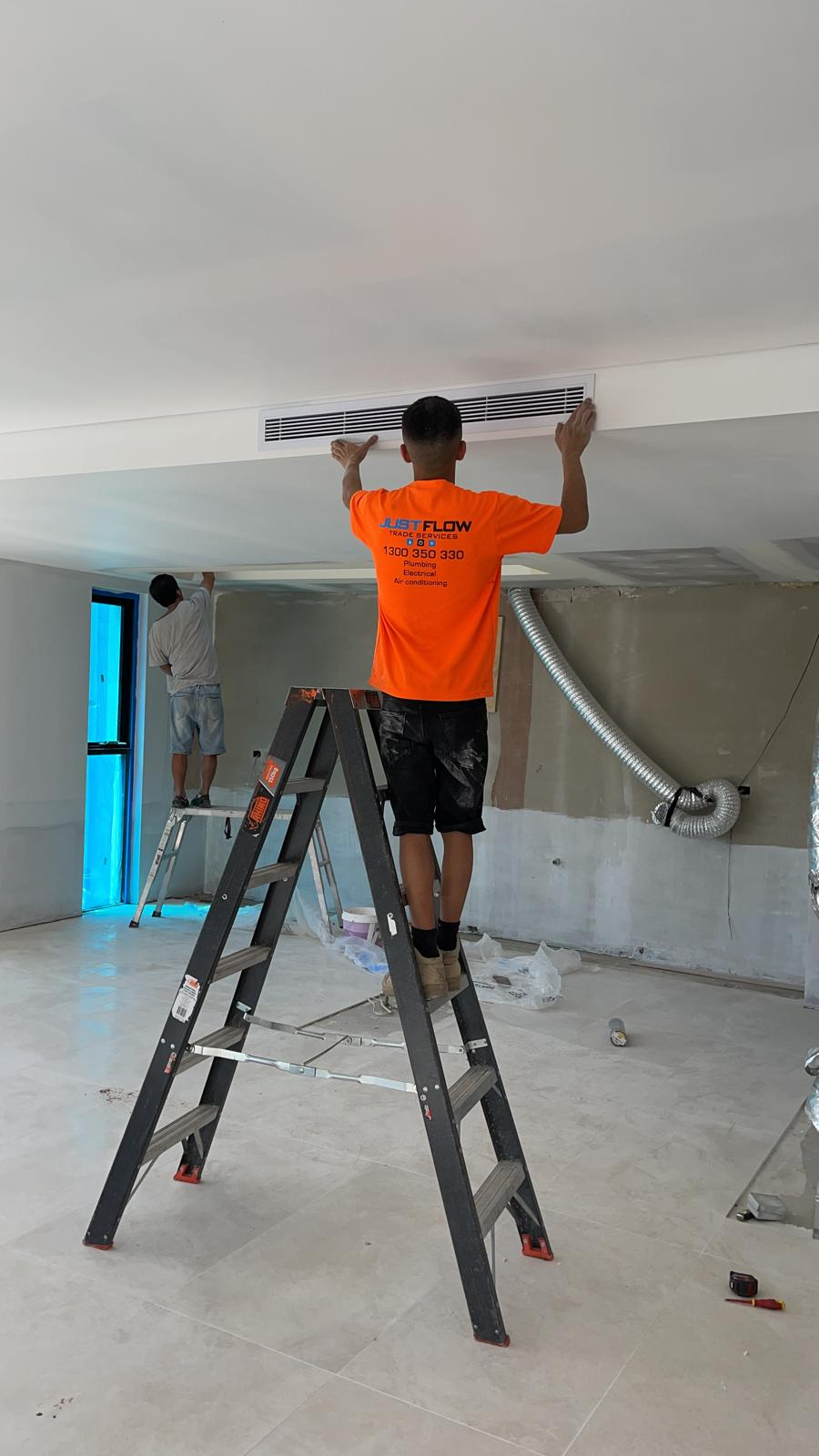 Air Conditioning ventilation installation Sydney NSW Justflow Air Con