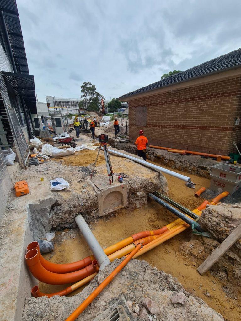 commercial plumber Sydney Backflow prevention