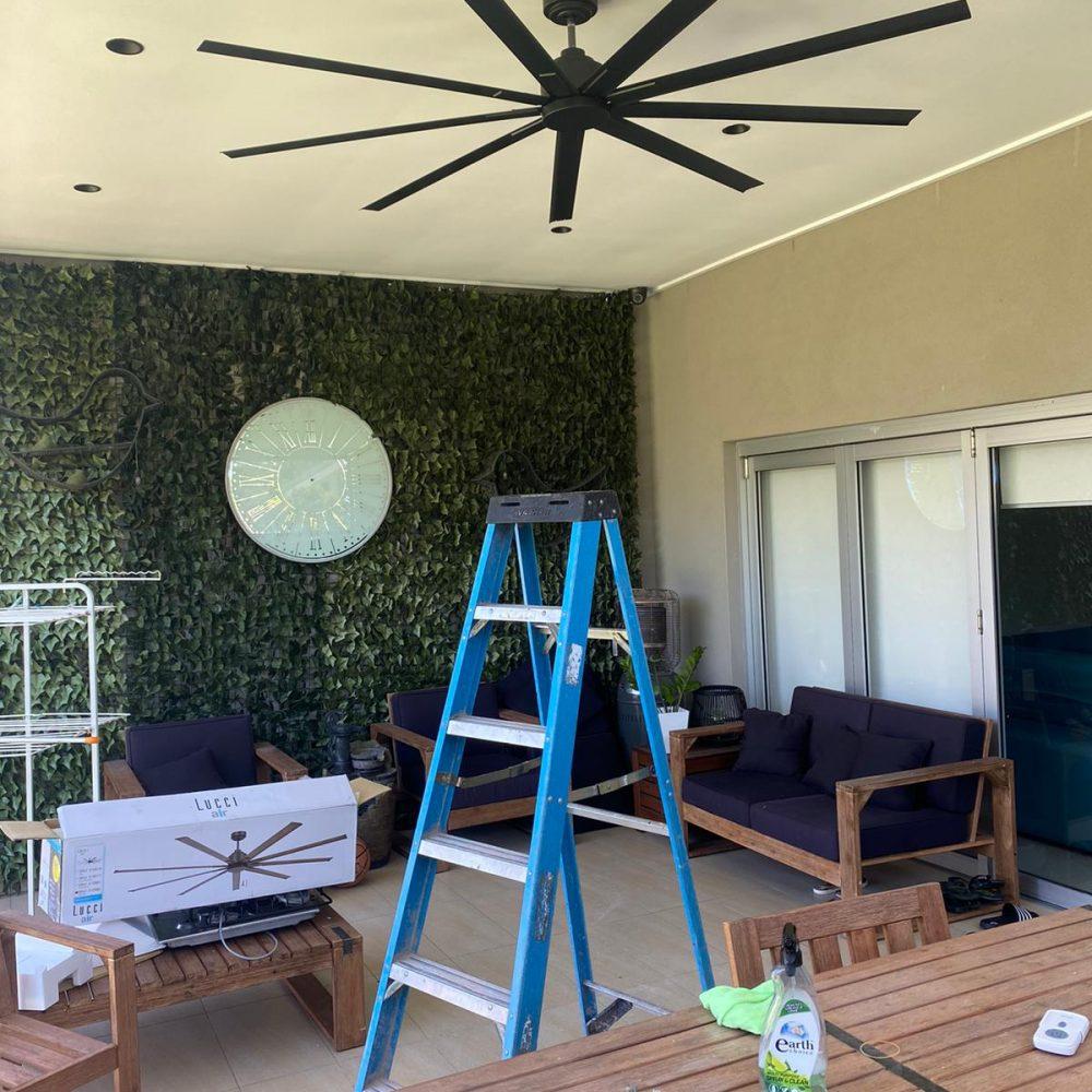 Ceiling Fan installation Sydney Parramatta Moorebank Liverepool