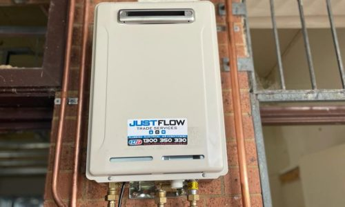 Gas Hot water heater installation and service Sydney