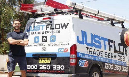 Justflow Electrician Sydney