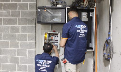 Switchboard repairs and upgrades by our Local Electrician in Parramatta, Moorebank Liverpool & Sydney