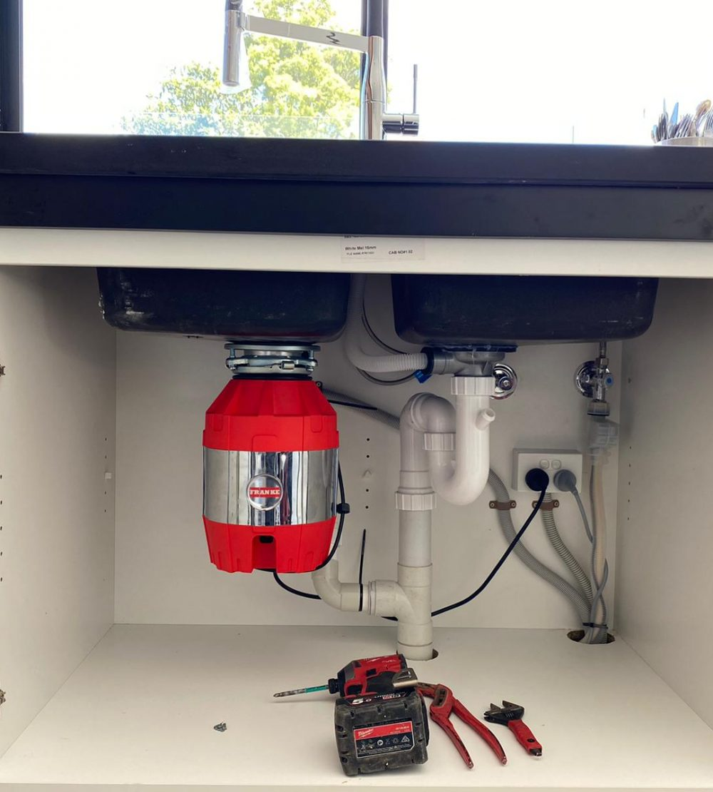 New home water Filtration system installation house water filter Sydney installer