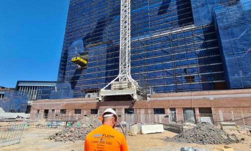 Commercial Plumber Electrician Air Cn HVAC pipe laying new project 2020 Sydney NSW