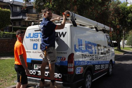 Rough in Electrical Sydney electrician service
