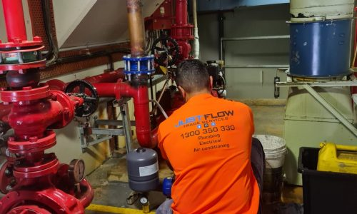 Local leak detection and plumbing services Sydney CCTV camera for leak detection