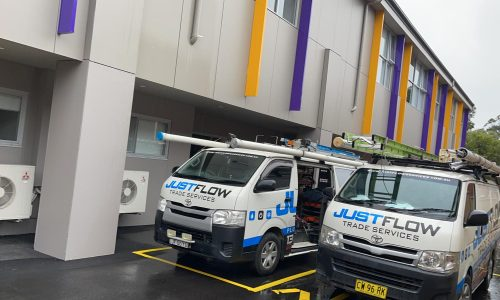 Justflow Commercial Air Conditioning services help Sydney businesses with ventilation, ducting, commercial HVAC