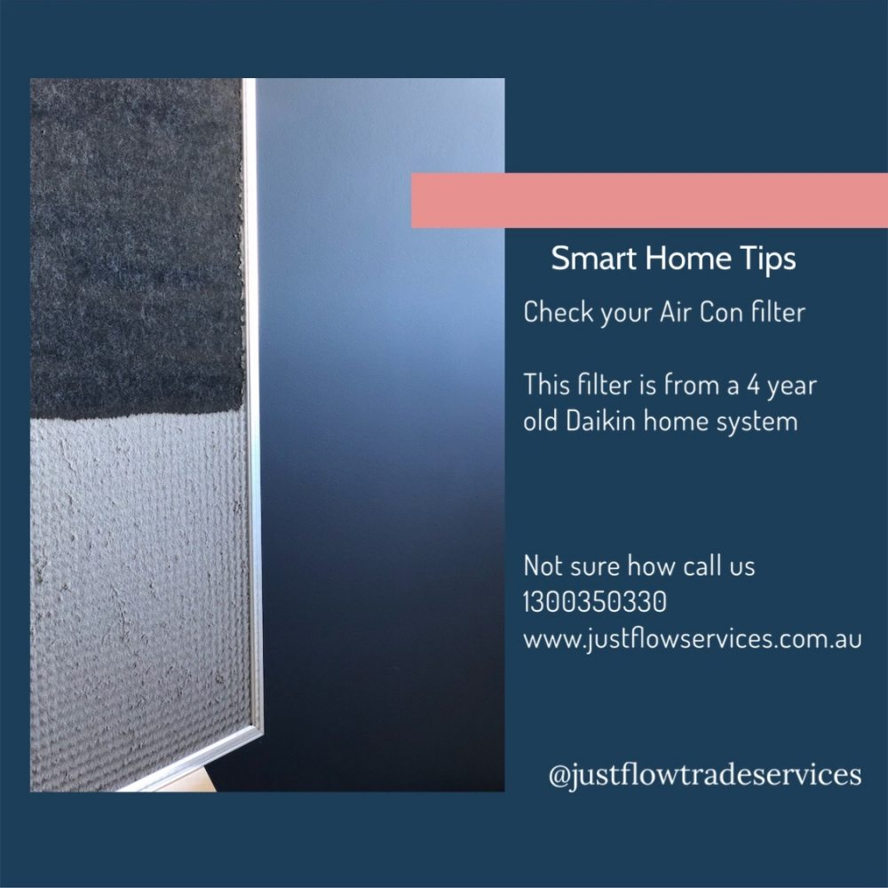 Air Con Filter replacement and cleaning Sydney